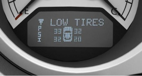 tyre pressure automotive sensors